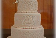 Cricut cake ideas / by Lee Whitmire