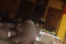 Sock Monkey Baby Shower in Kendall