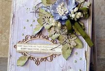 Shabby Chic Cards / Card Making