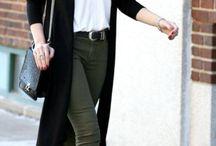 minimalismo outfits