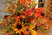 Autumn / fall decorating