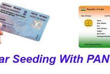 Link Aadaar Card With PAN card