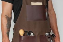 Wood workers clothing / Workshop clothing and safety gear