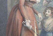 C. 1790's Redingote