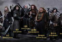 The Hobbit!!!! :D / by Hannah Dunbar