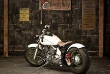 Yamaha XVS Custom / Ideas for my bike