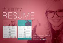 Resume/Jobs