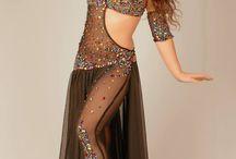 Vestimenta danza árabe