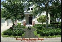 TampaLandscapeDesign.com English Garden Designs