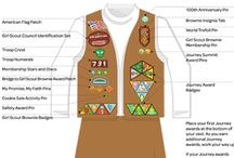 Girl Scout Uniforms / by Girl Scouts Heart of the Hudson