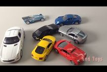 Toy cars and Toys