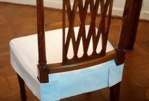 стулья, чехлы