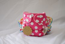 Cloth diapers / by Rebekah Bowers