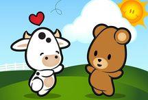 cartoon cute