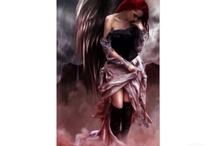Wonderful Winged Creatures / A collection of real and fantasy winged creatures from artists and photographers whom I admire. / by Artform The Heart