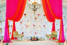 Indian Wedding Mandap / Customize beautiful and gorgeous indian wedding #Mandap on your special day with one of the best wedding planner.