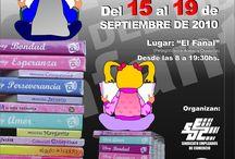 6ta. Feria del Libro Infantil (2010) / Feria del libro infantil organizada por la Biblioteca Cacuri junto al Sindicato Empleados de Comercio (Tres Arroyos, Argentina)
