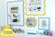Decor - Craft Room / by Holly {Bits of Everything}