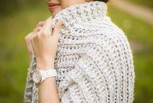crochet knit clothing
