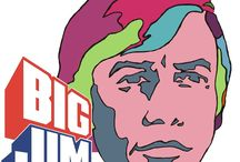 Big Jim & Geyperman Digital Adentures / Scènes digitales de mes Big Jim d'enfance et Geyperman pour leur redonner goût à l'aventure !