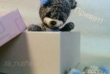 My Crochet toys / Crochet toys