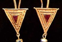 Vintage and Ancient Jewelry / by Ardienne Franks