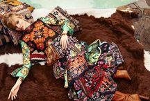 Sasha Luss for Harper's Bazaar