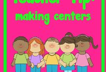 Reading Centers / by Geina Cathleen