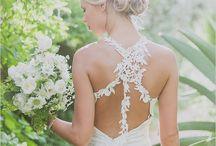 Bride and Groom / Bride and groom fashion for weddings