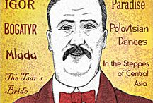 Borodin / Alexander Borodin was a truly amazing person: eminent Russian organic chemist, 'amateur' composer, poet, writer, fighter for women's rights, philanthropist.