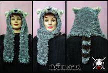 Hoodiegan Crochet Hoodies