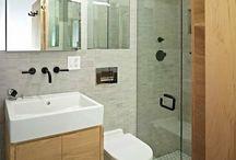 Bathrooms / Bathrooms!
