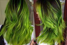 ombre hijau