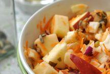 Saláták / Saláták laktózérzékenyeknek