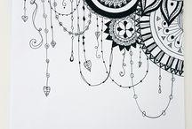 dessin de ma petite chérie