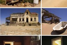 Abandoned Beauty Spaces and Places / by Sweet Stuff