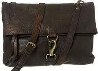 Leather Bags and Accessories / A genuine Leather Bag is the finest Accessory....and these items always gain character with the passing years.