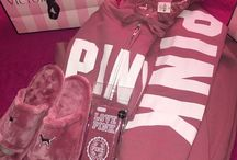 PINK / I wish I can get all of these things!!