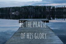 Give praise!