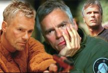 Stargate sg-1 : jack and sam / wallpapers made myself about stargate sg-1 serie , jack-sam love ship.