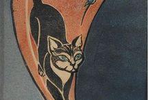 Graphic Design - Cats