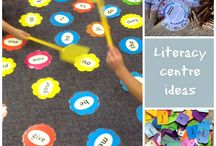 Literacy Centre Ideas !