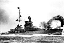 Regia Marina, Navi ed equipaggi