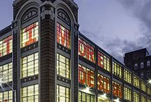 Arch | Adaptive Reuse / by Amy Van Gessel