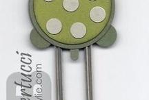 záložky klúčenky
