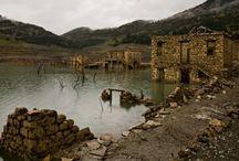 Βυθισμένα χωριά