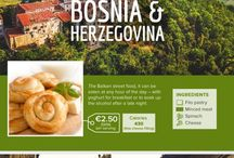 Bosnia & Herzegovina / All photos, graphics, and links related to the country of Bosnia and Herzegovina. / by Dauntless Jaunter Travel Site