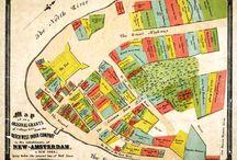 Historic Maps / Historic Maps of New York City