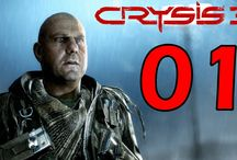 Crysis 3 [001] [Longplay] [PC] [1080p] / I haven't gotten around to play Crysis 3 yet so it's about time.  Recorded in 1080p with the Lagarith Lossless Codec and then encoded in Vegas.