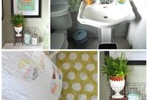 Places to Get Pretty ~ Bathroom Ideas